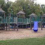 Nashville Fun For Families - Fannie Mae Dees Park - playground 1