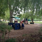 Nashville Fun For Families - Fannie Mae Dees Park - little kid play area 1