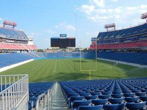 LP Field - End Zone 1 - Nashville Fun For Families