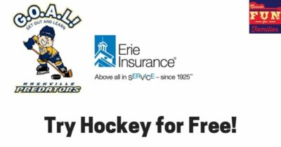 Try Hockey for Free at Ford Ice Center