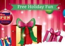 Free Holiday Fun