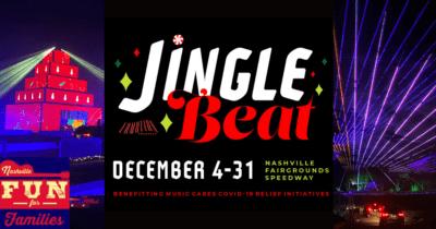 Jingle Beat at the Nashville Fairgrounds Speedway